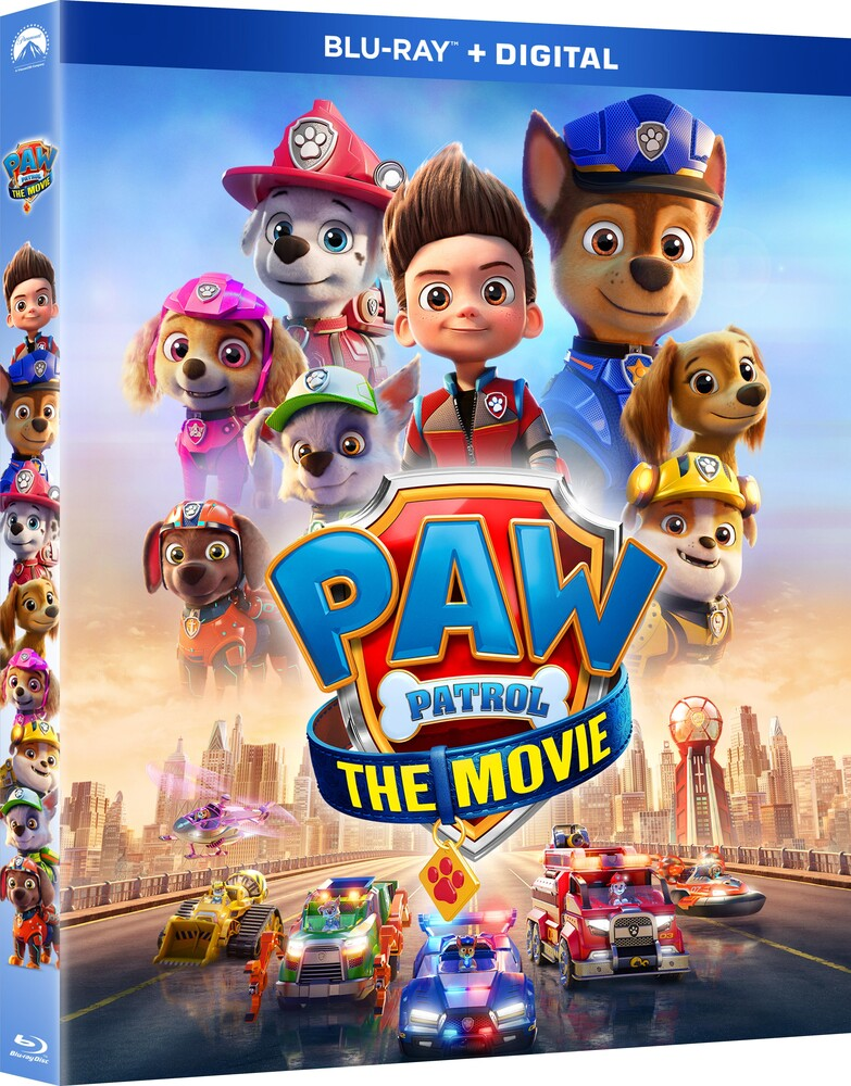 Paw Patrol: The Movie - Paw Patrol: The Movie / (Digc)