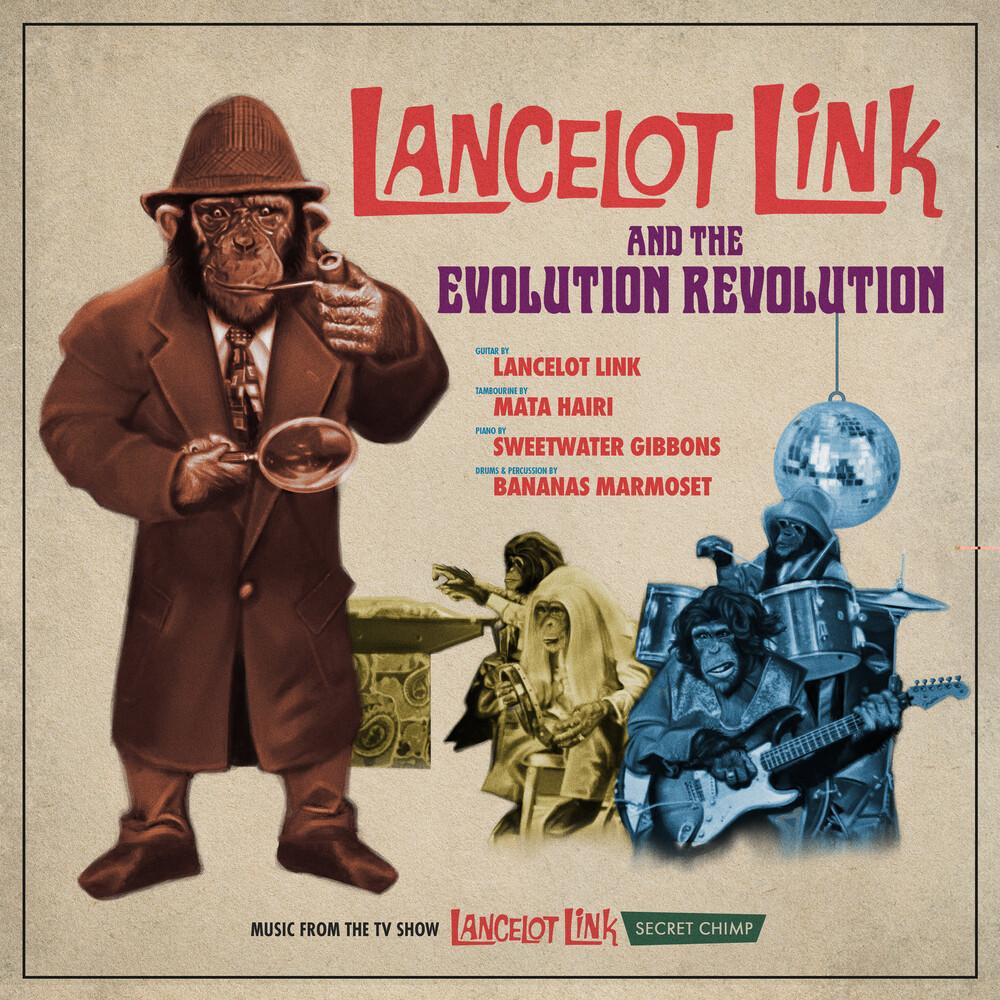 Lancelot Link & the Evolution Revolution - Lancelot Link Secret Chimp (50th Anniversary Edition)