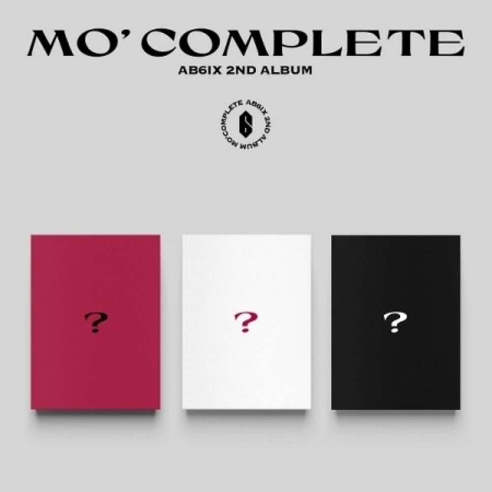 Ab6ix - Mo Complete (Asia)