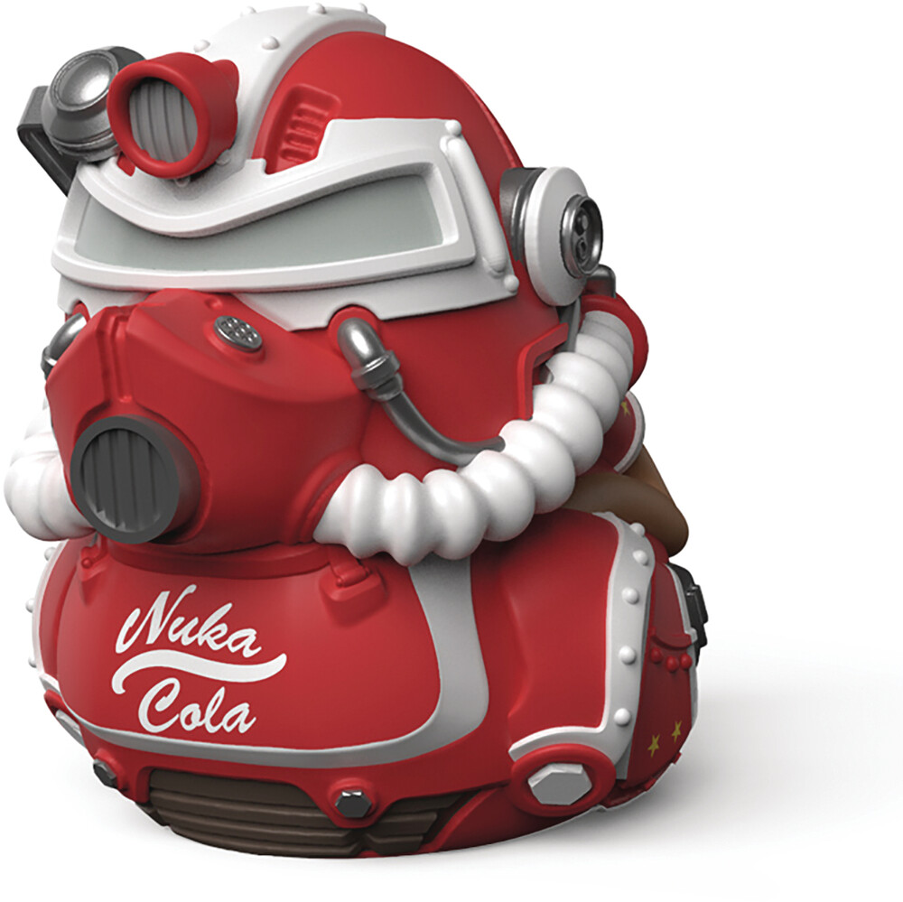 Tubbz - Tubbz Fallout Nuka Cola T-51 Edition Cosplay Duck