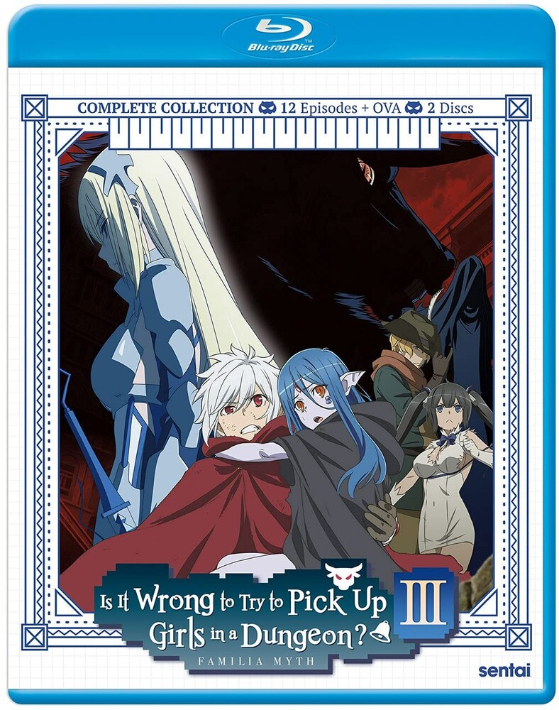 Is It Wrong to Try to Pick Up Girls in a Dungeon? - Is It Wrong To Try To Pick Up Girls In A Dungeon?
