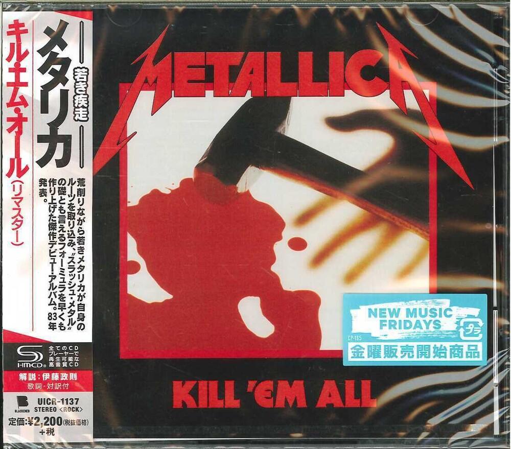 Metallica - Kill Am All [Import]