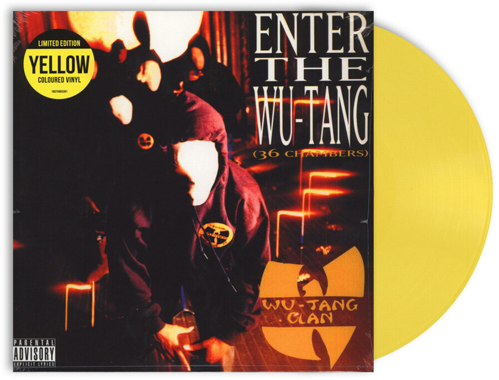 Wu-Tang Clan - Enter The Wu-Tang (36 Chambers) (Uk)