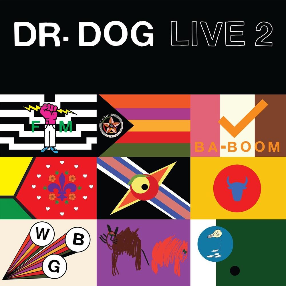 Dr Dog - Live 2  [RSD 2019]