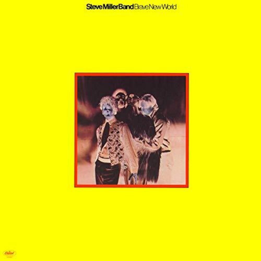 Steve Miller - Brave New World [Yellow LP]