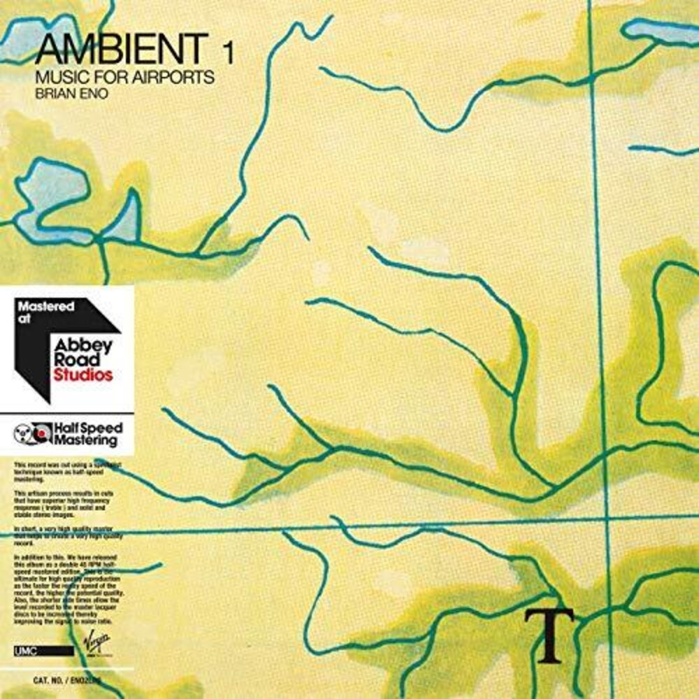 Brian Eno - Ambient 1: Music For Airports [Import LP]