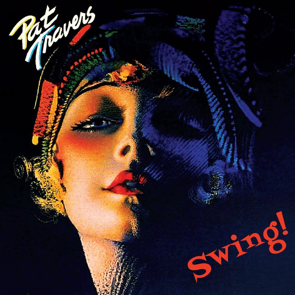 Pat Travers - Swing! [Blue or Red LP]