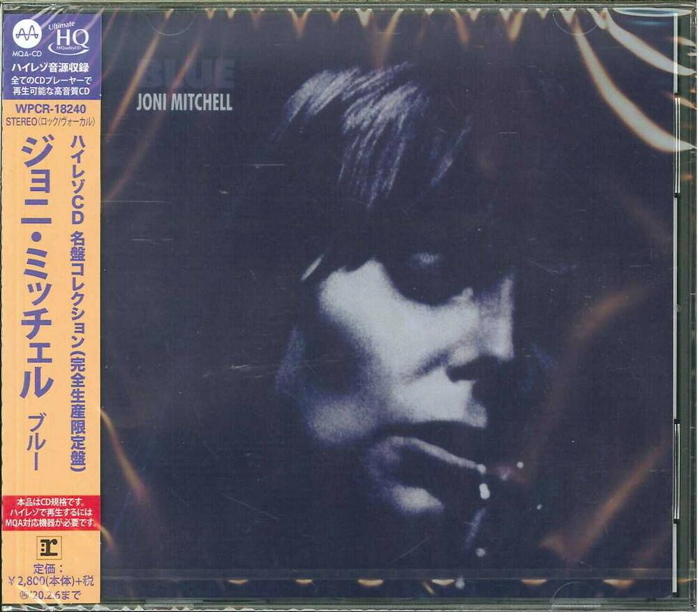 Joni Mitchell - Blue [Reissue] (Jpn)