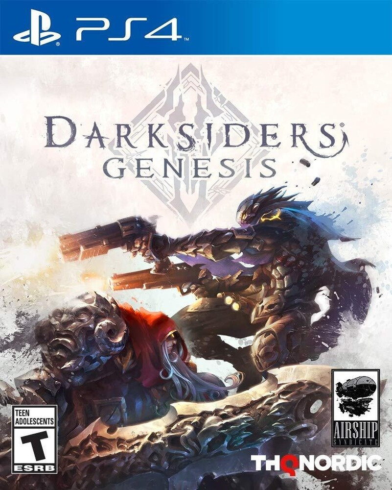 - Darksiders Genesis