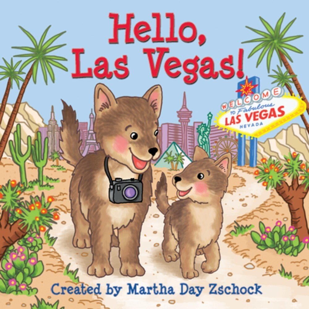 Martha Day Zschock - Hello, Las Vegas!