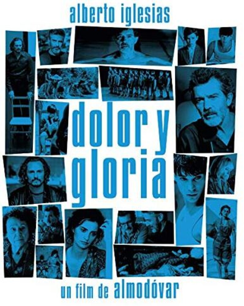 Alberto Iglesias Ita - Dolor Y Gloria (Pain and Glory) (Original Soundtrack)