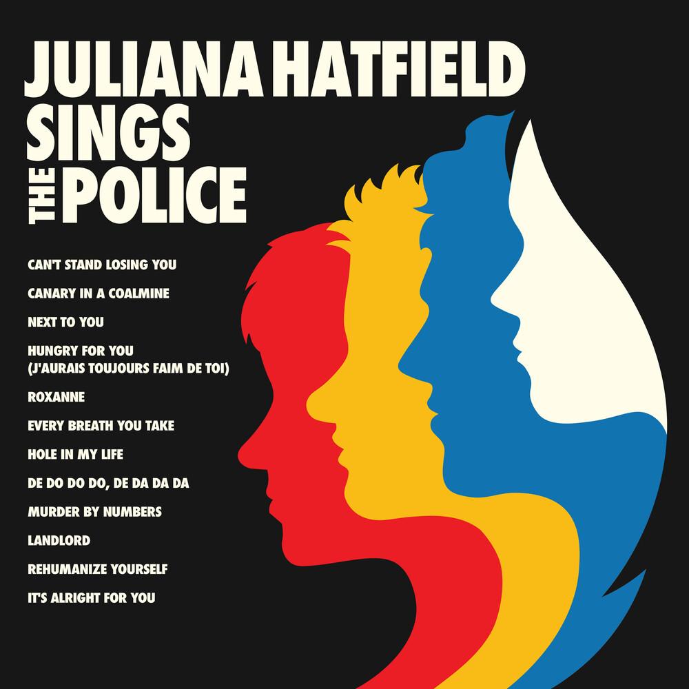 Juliana Hatfield - Juliana Hatfield Sings The Police