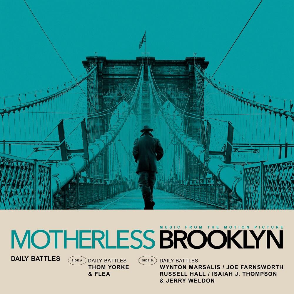 Thom Yorke & Flea / Wynton Marsalis - Daily Battles [Vinyl Single]