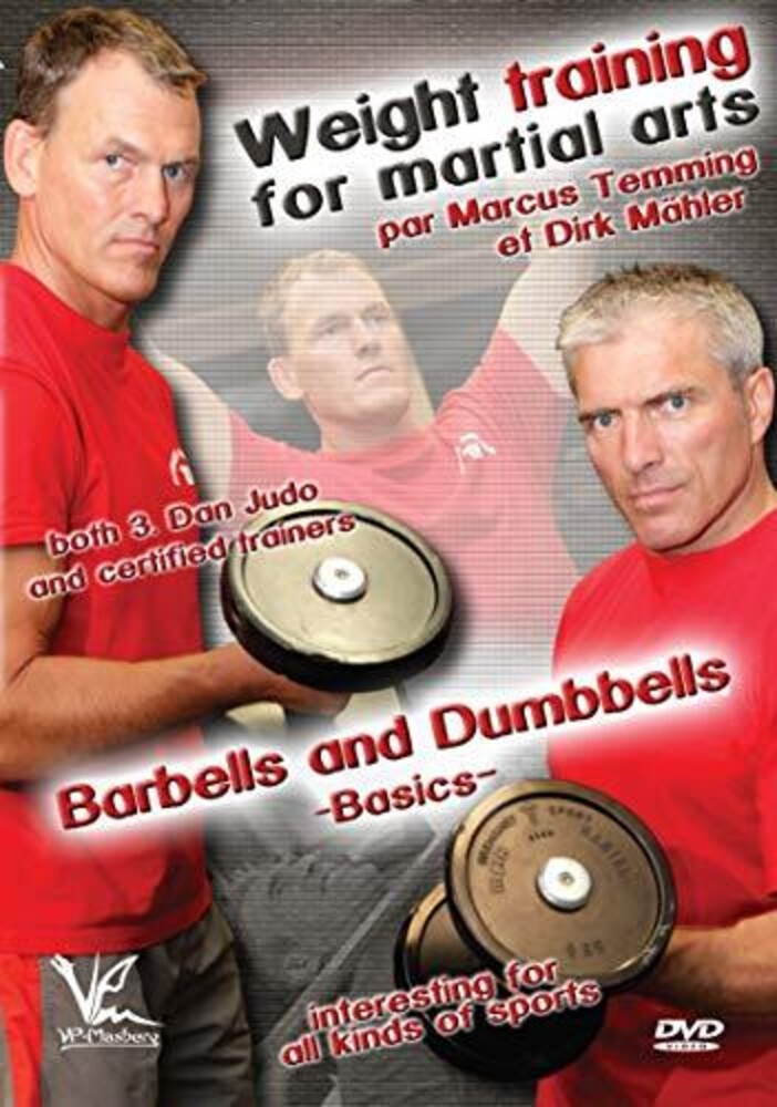 - Weight Training For Martial Arts With Barbells &