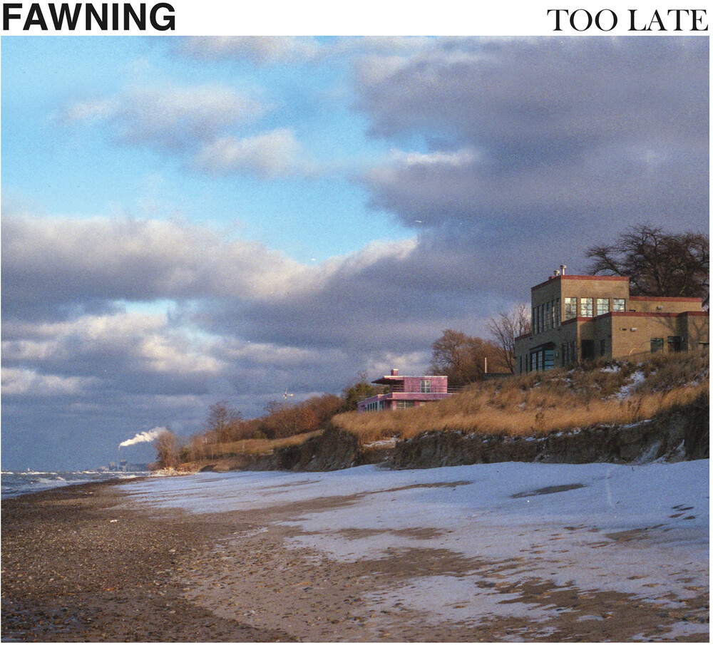 Fawning - Too Late (Indie Exclusive) [Colored Vinyl] [180 Gram] (Wht)