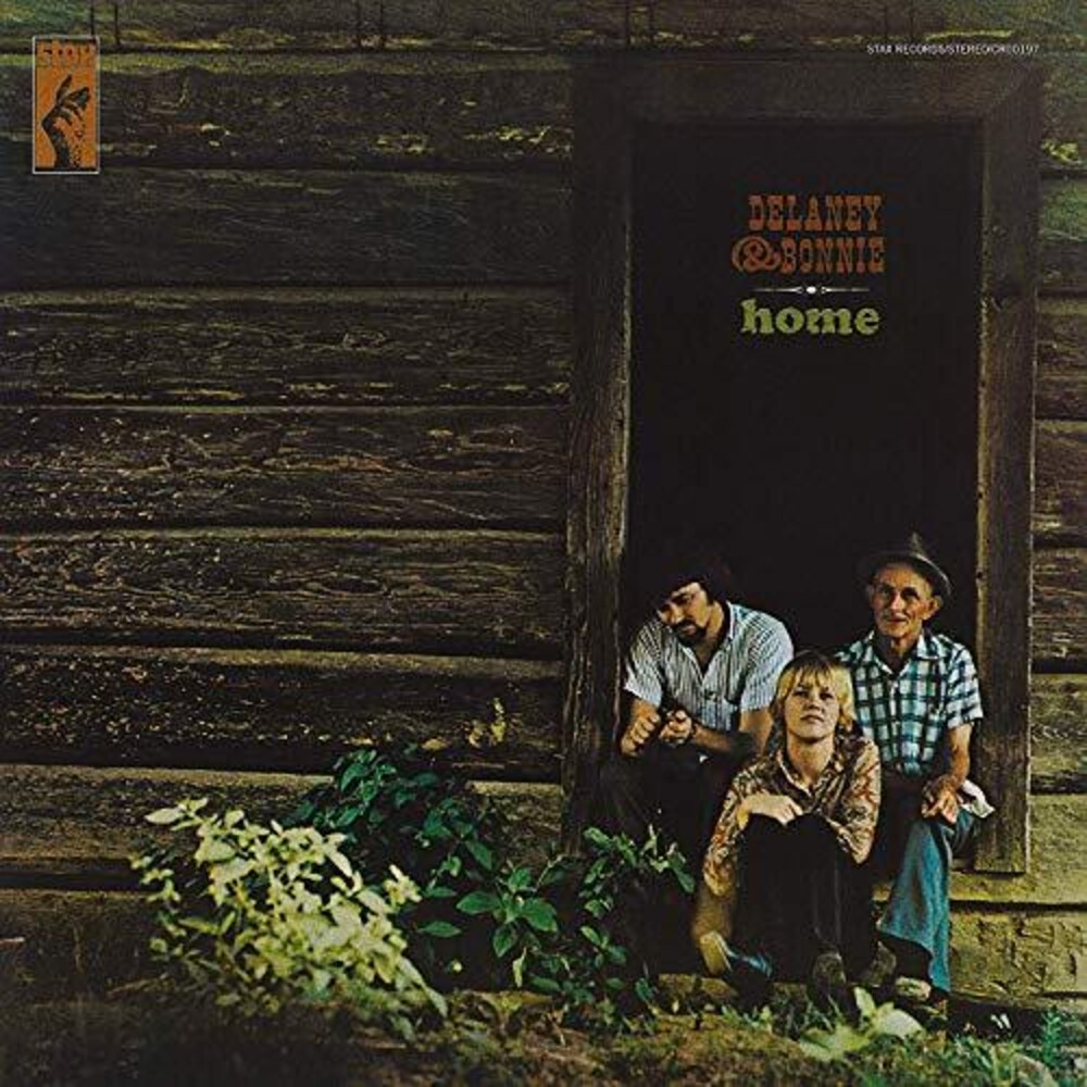 Delaney & Bonnie - Home [LP]