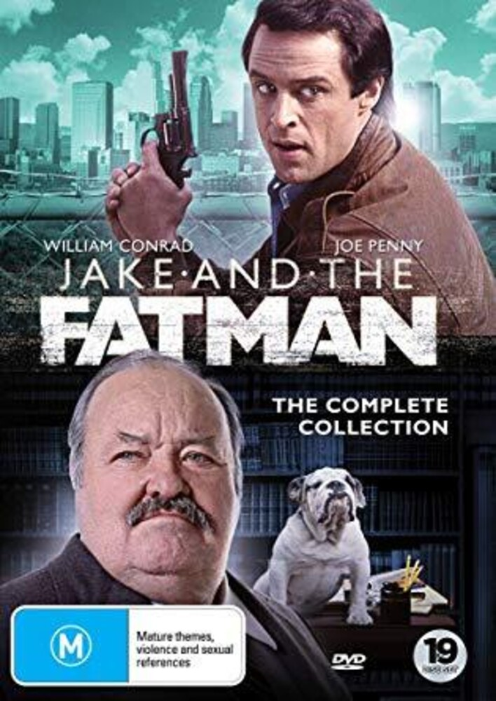 - Jake & The Fat Man: The Complete Collection (19pc)