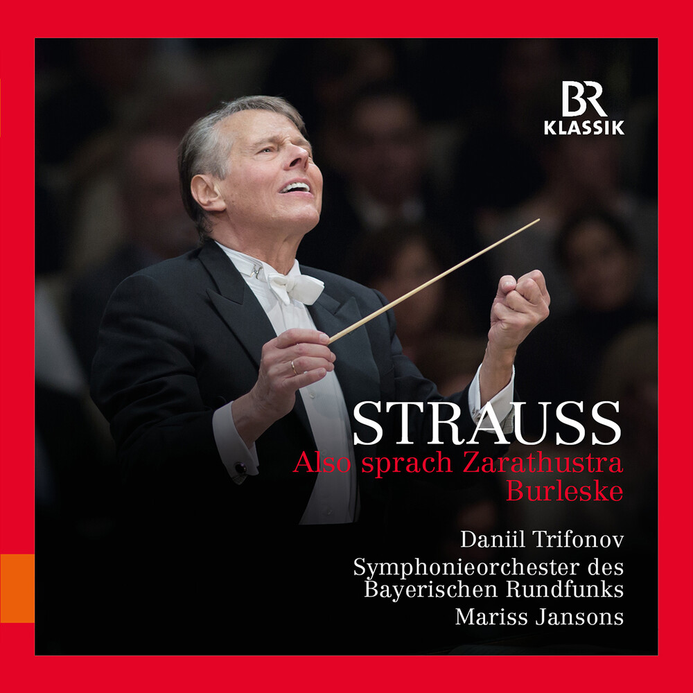 Strauss / Trifonov / Jansons - Also Sprach Zarathustra