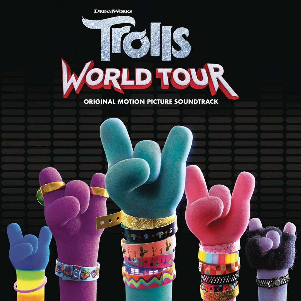 Trolls [Movie] - Trolls: World Tour (Original Motion Picture Soundtrack) [LP]
