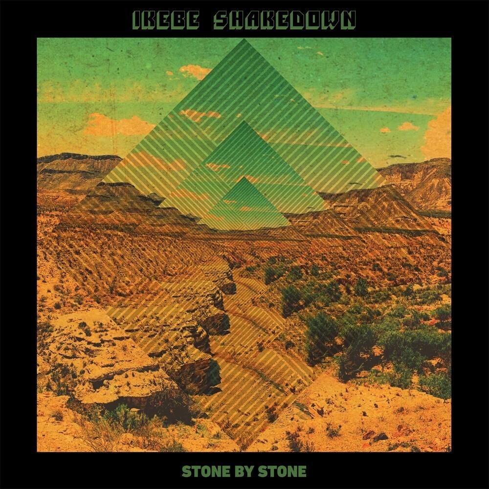 Ikebe Shakedown - Stone By Stone (Uk)