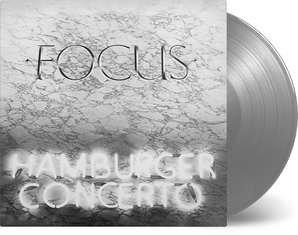 Focus - Hamburger Concerto [Limited Silver Colored Vinyl]