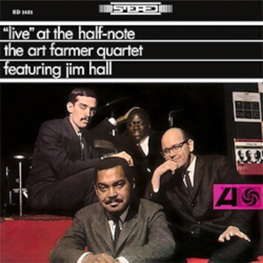 Art Farmer Quartet - Live At The Half-Note