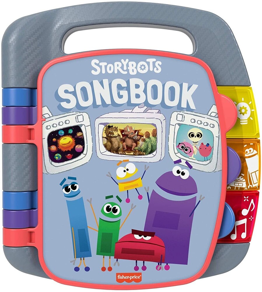StoryBots - Fisher Price - Storybots Storybook Rhymes