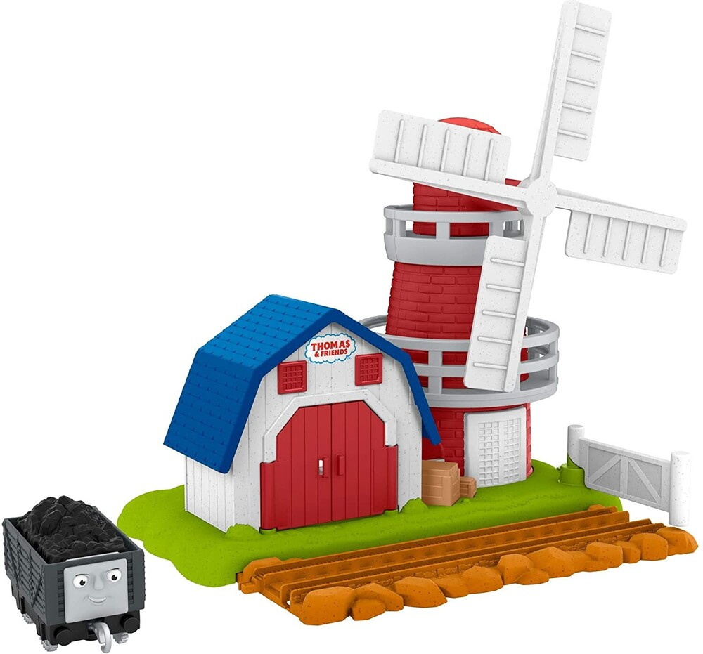 Thomas and Friends - Fisher Price - Thomas and Friends Windmill Small Destination Site