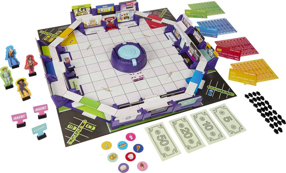 Games - Hasbro Gaming - Mall Madness