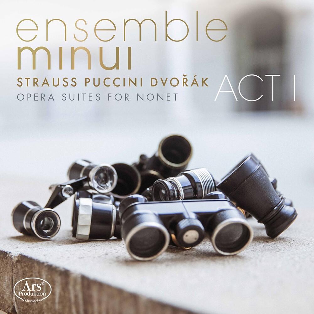 Dvorak / Ensemble Minui - Opera Suites for Nonet