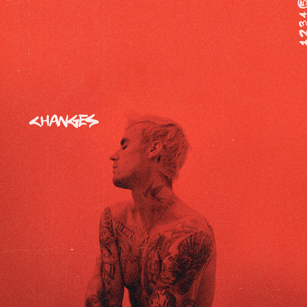 Justin Bieber - Changes [Red 2LP]
