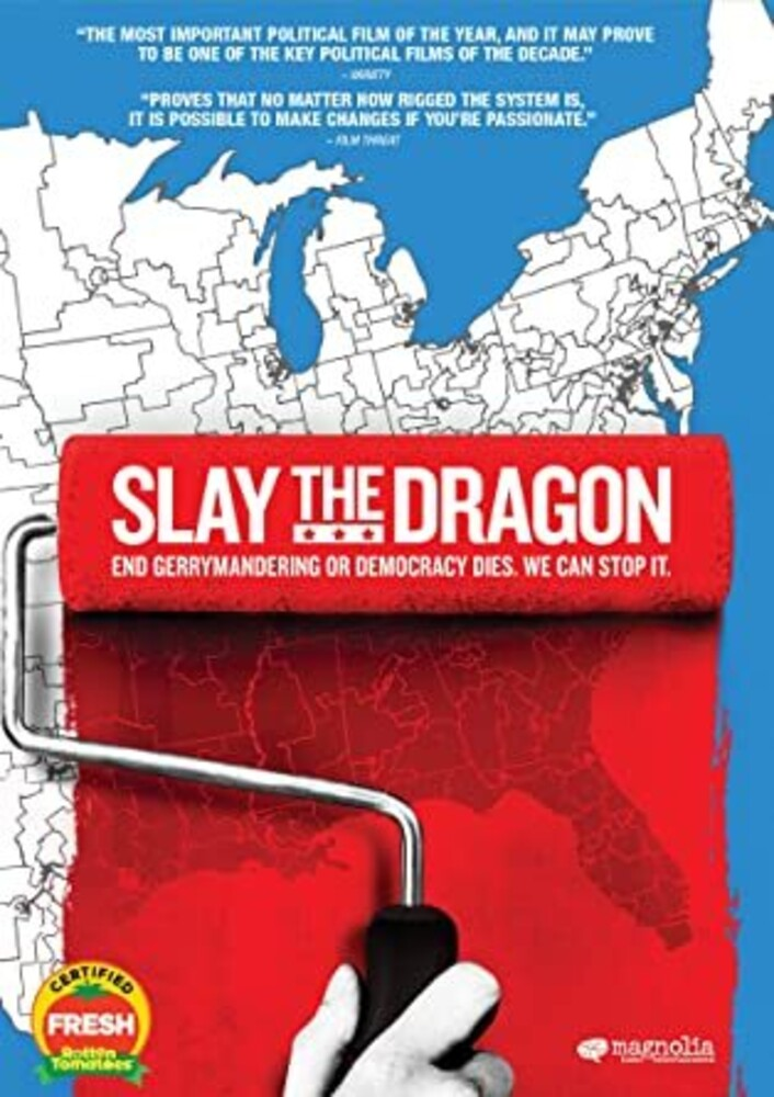 Slay the Dragon DVD - Slay The Dragon