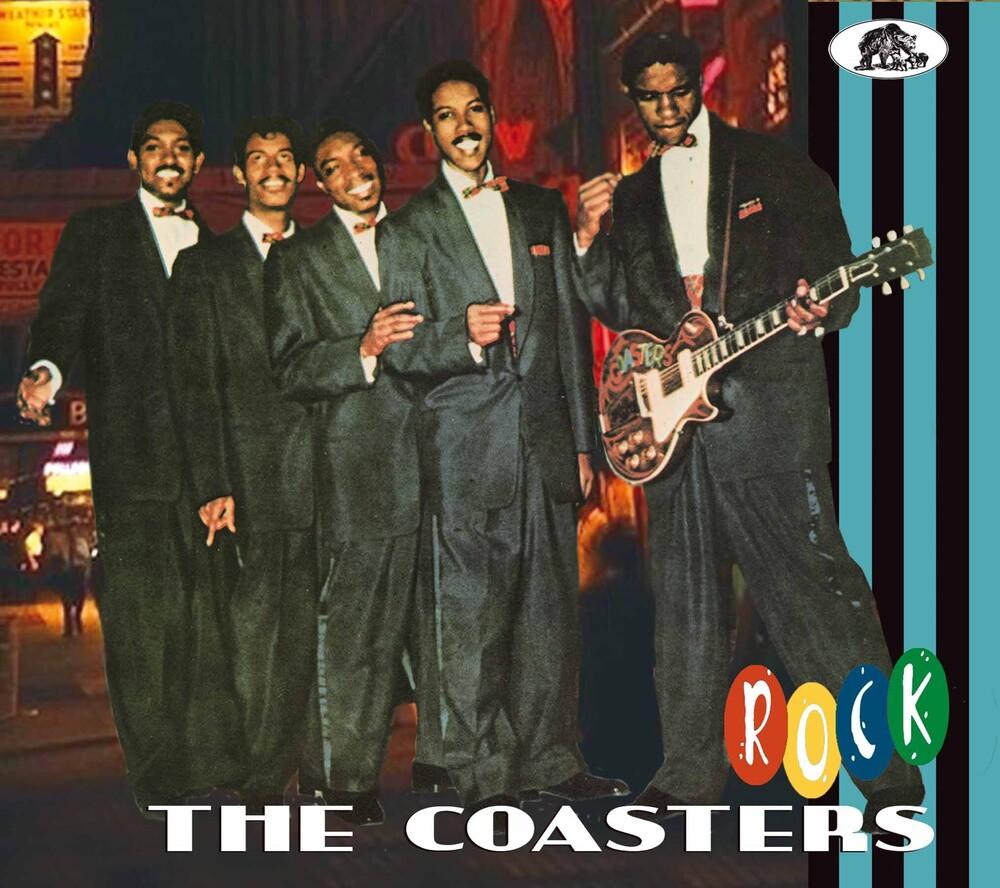 Coasters - Rock (Wb) (Dig)