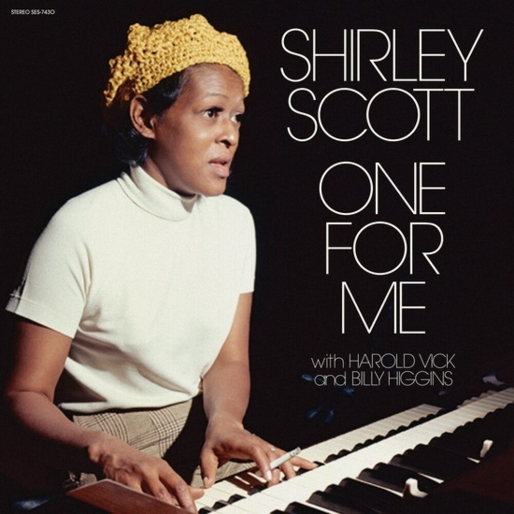 Shirley Scott - One For Me (Uk)