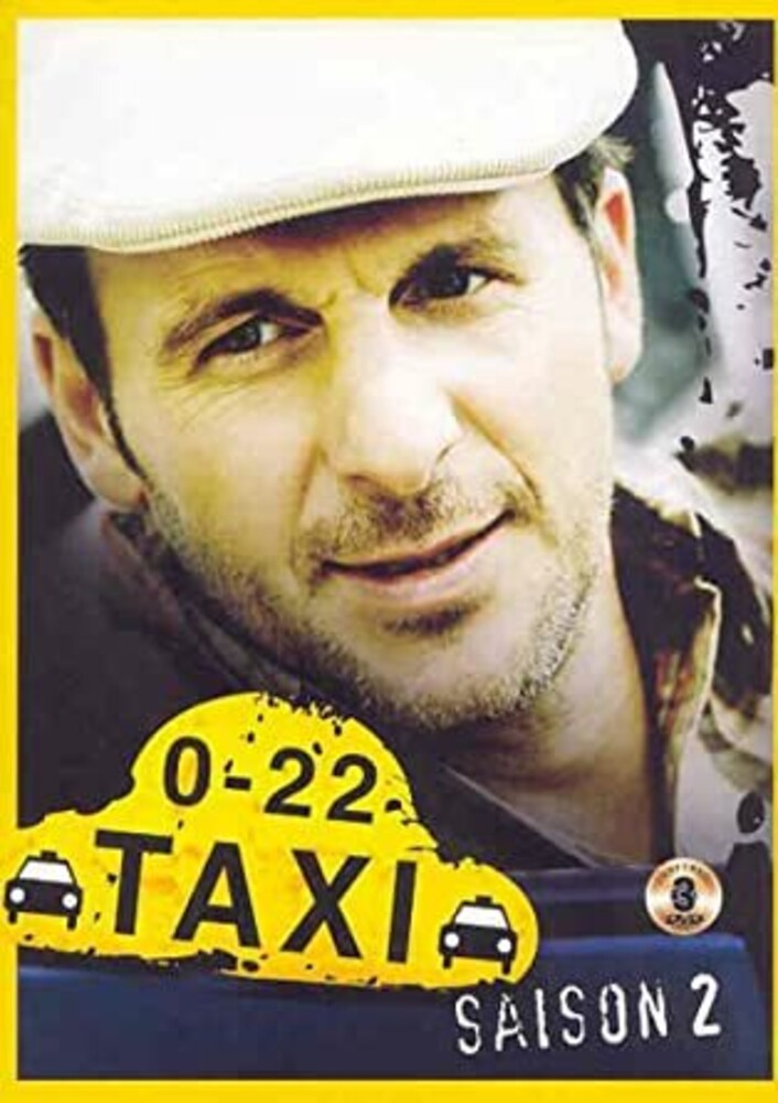 - Taxi 0-22: Season 2 (3pc) / (Can)