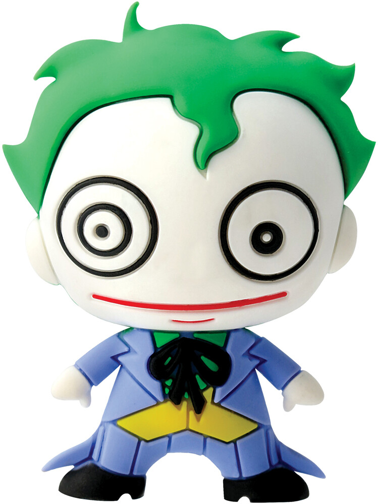 Dc the Joker 3D Foam Magnet - DC The Joker 3D Foam Magnet