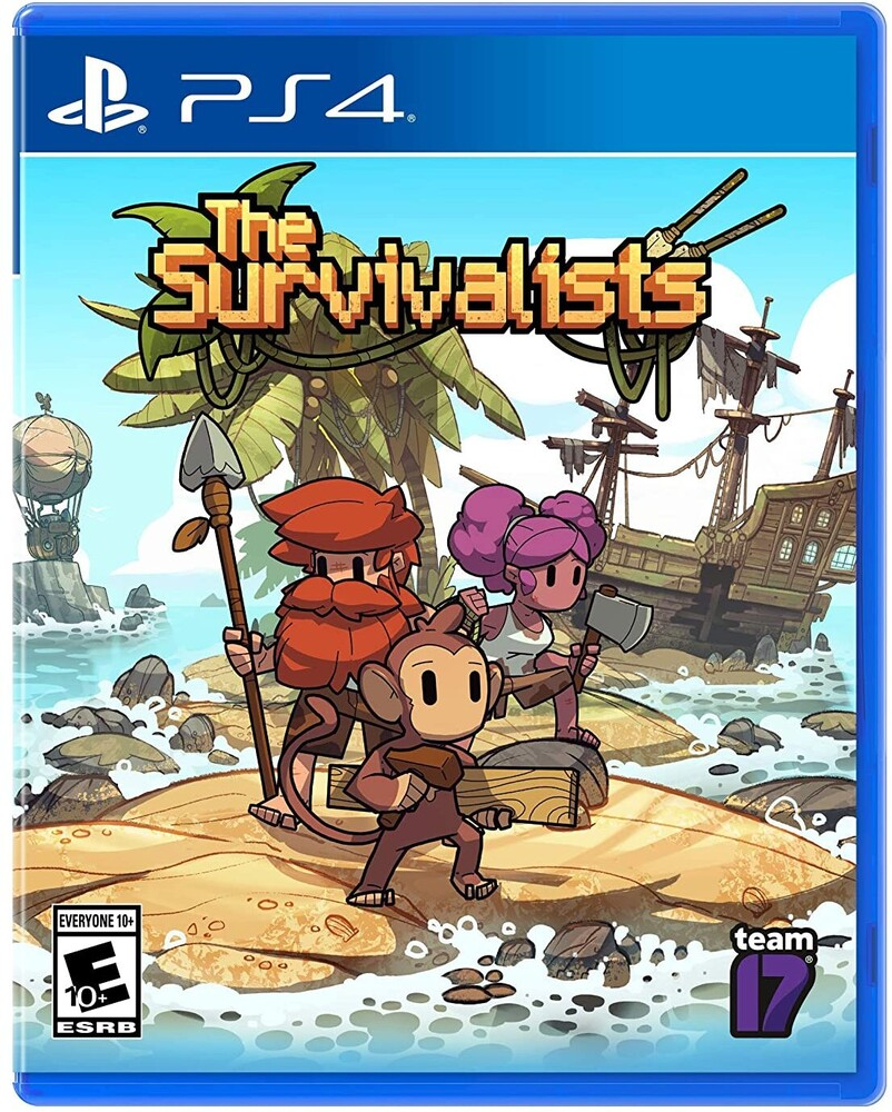 - The Survivalists for PlayStation 4
