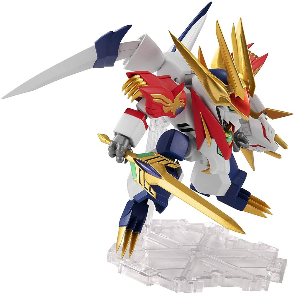 Tamashii Nations - Majin Heroes Wataru Seven Souls Ryujinmaru: [MASHIN UNIT] Ryukomaru -Bandai Tamashii Nations NXEDGE STYLE