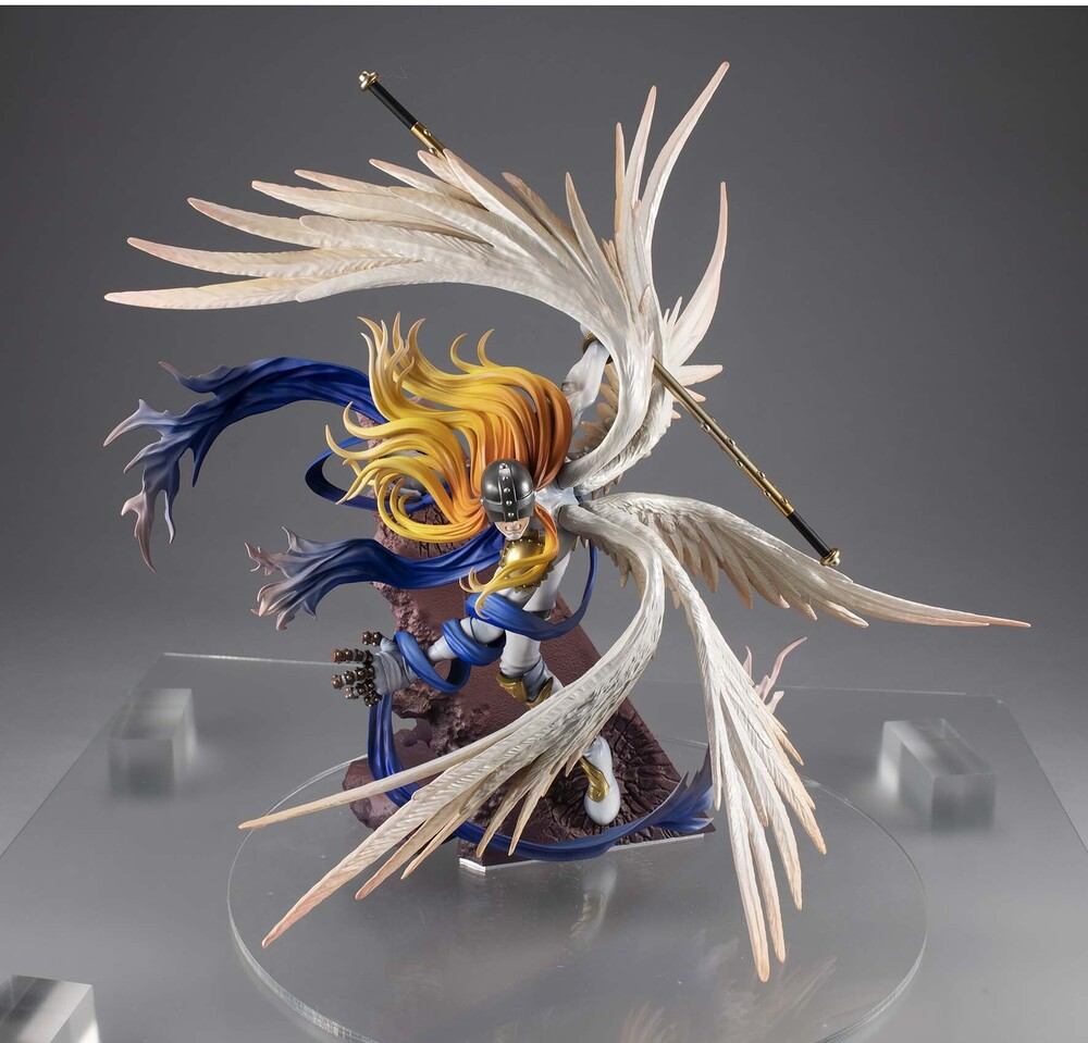 Megahouse - Megahouse - Digimon - Precious G.E.M. Series Digimon Adventure Angemon20th