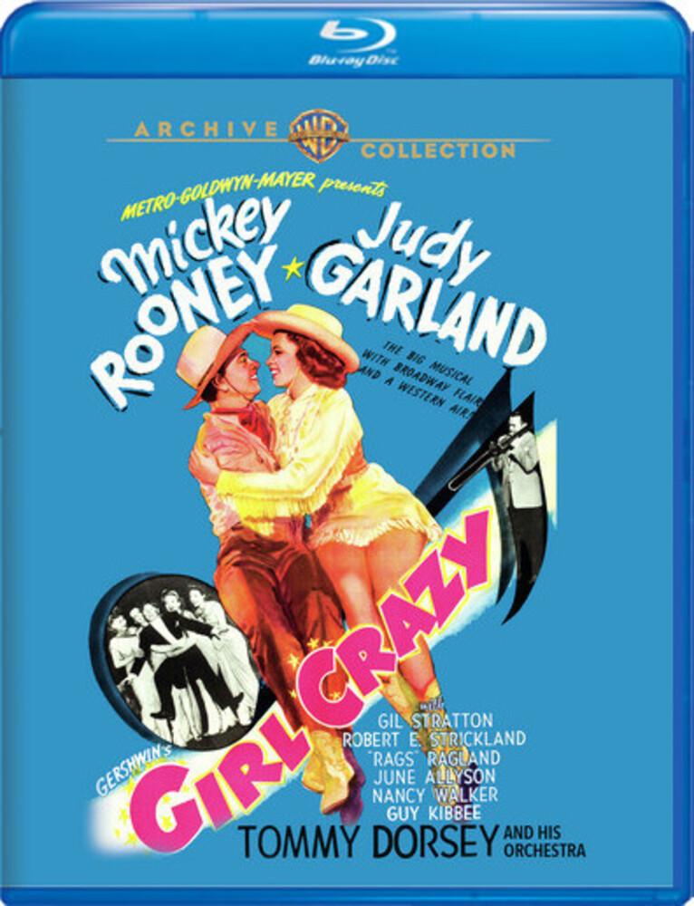 - Girl Crazy (1943) / (Full Mod Amar Sub)
