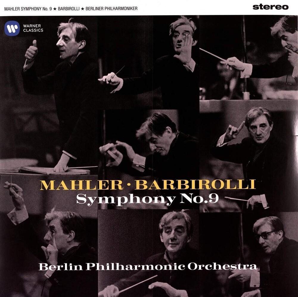 Berline Philharmoniker / Barbirolli,John - Mahler: Symphony No. 9