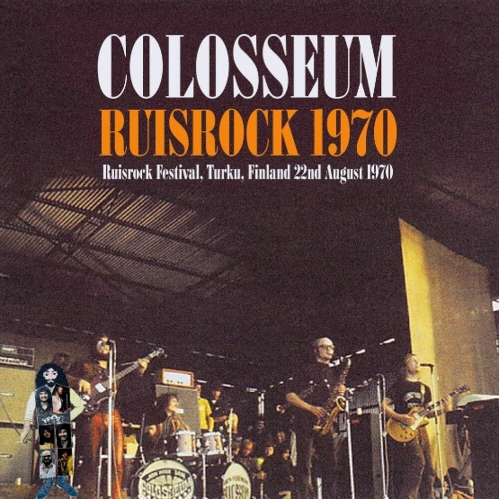 Colosseum - At Ruisrock, Turku, Finland (Live)
