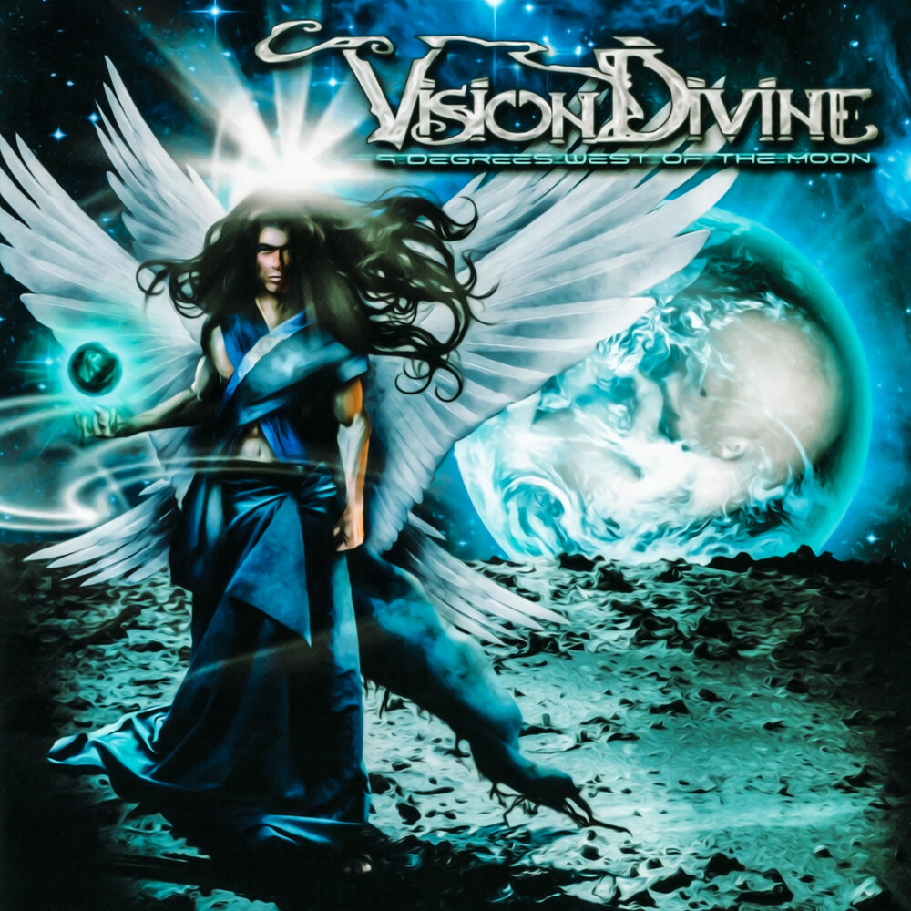 Vision Divine - 9 Degrees West Of The Moon [Digipak]