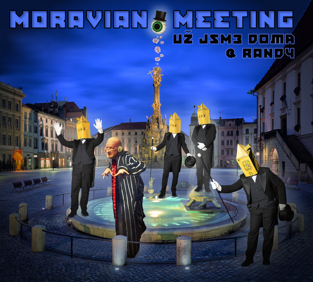 Uz Jsme Doma & Randy - Moravian Meeting