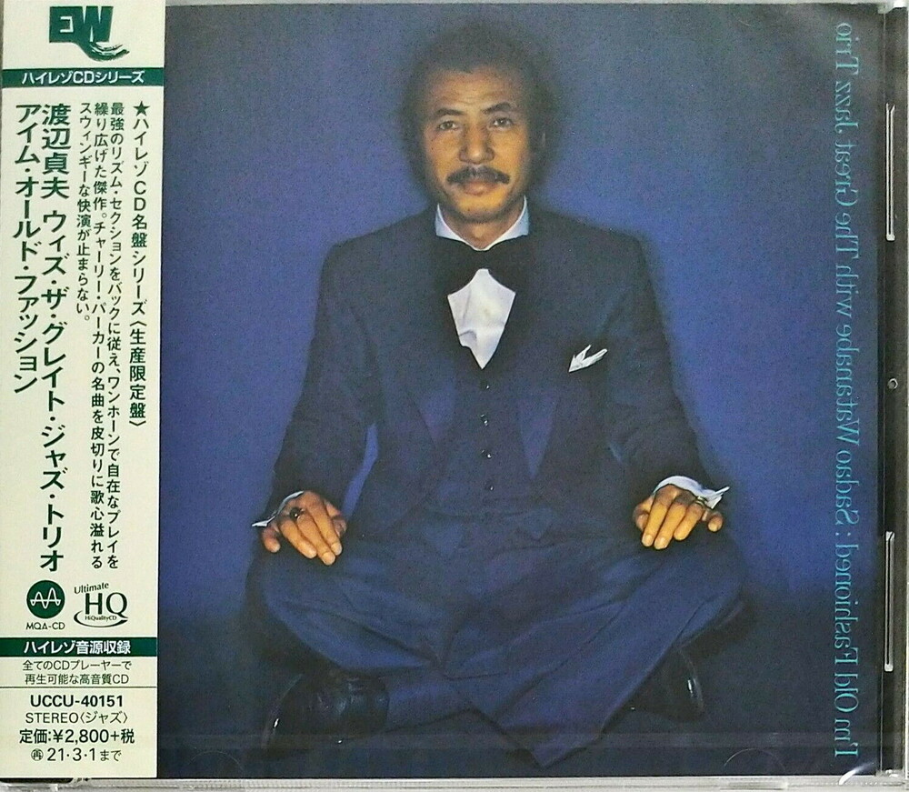 Sadao Watanabe - I'm Old Fashioned (Ltd) (24bt) (Hqcd) (Jpn)