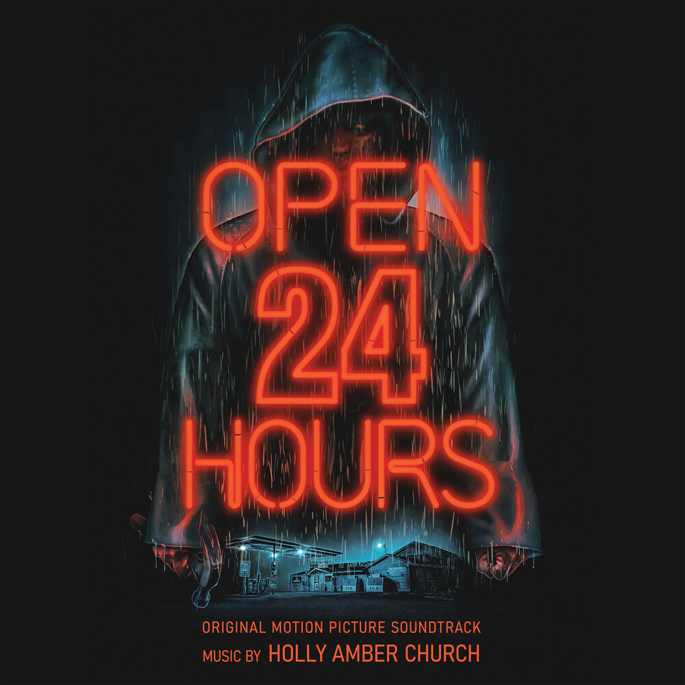 Holly Church Amber - Open 24 Hours (Original Motion Picture Soundtrack)