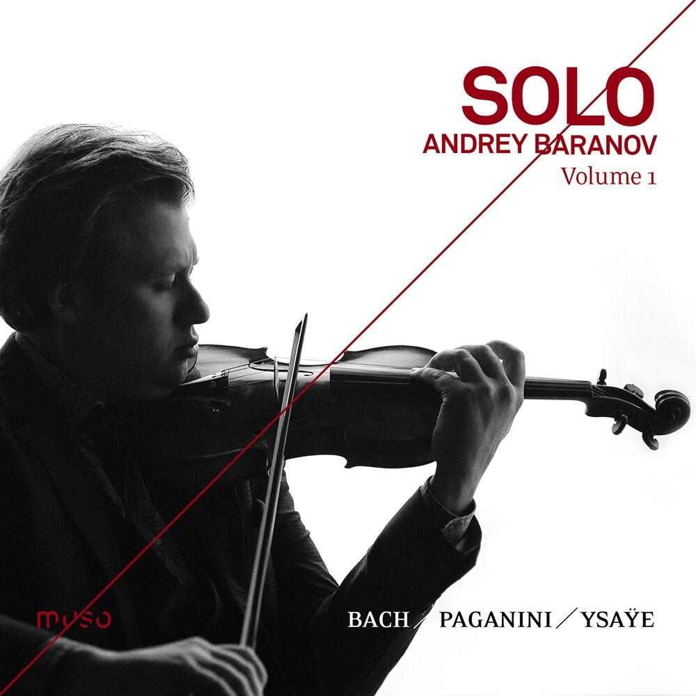 Paganini / Baranov - Solo 1