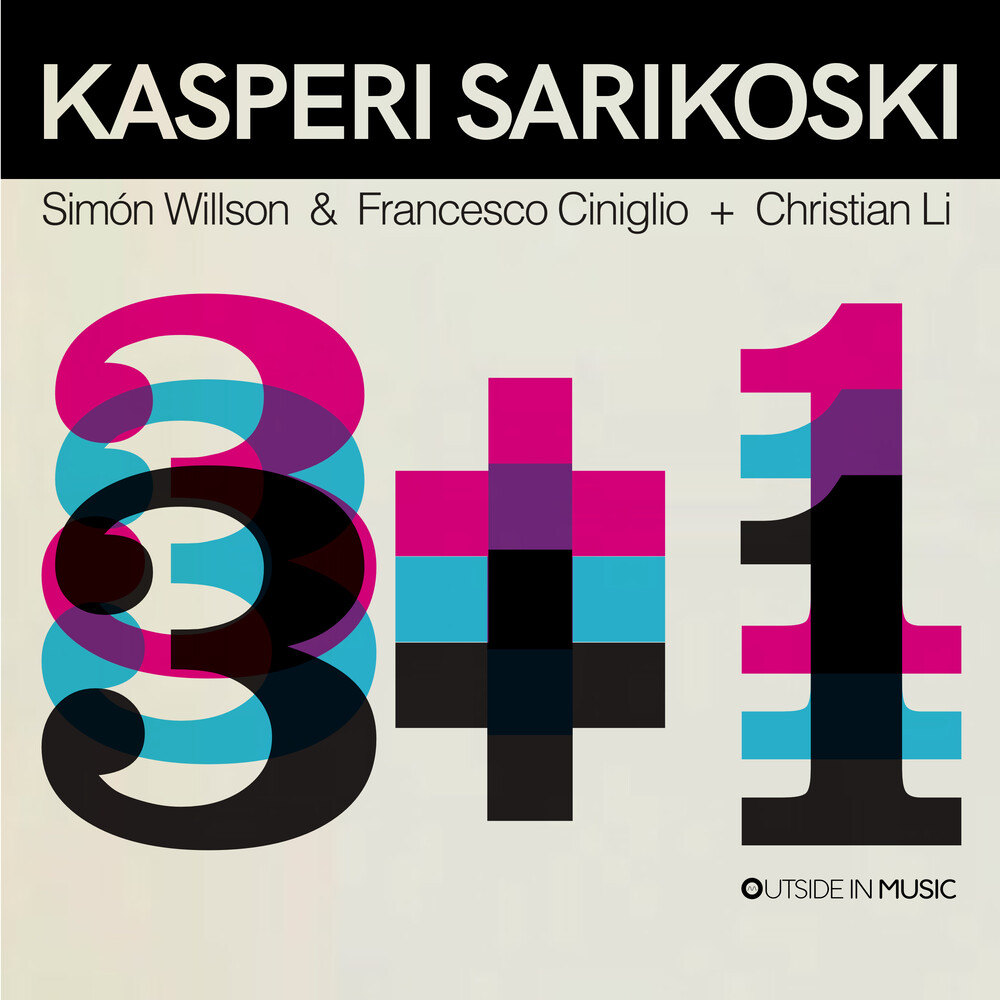 Kasperi Sarikoski - 3 + 1