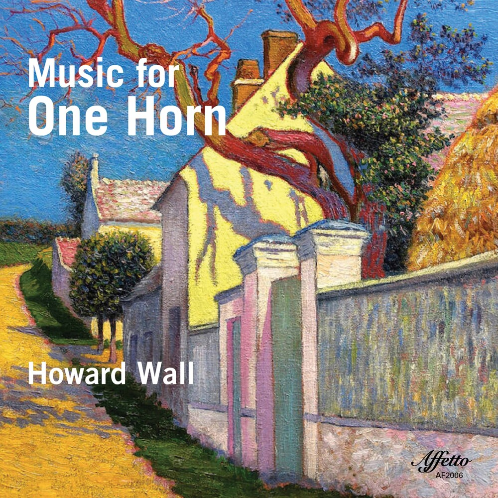 Howard Wall - Music For One Horn / Various