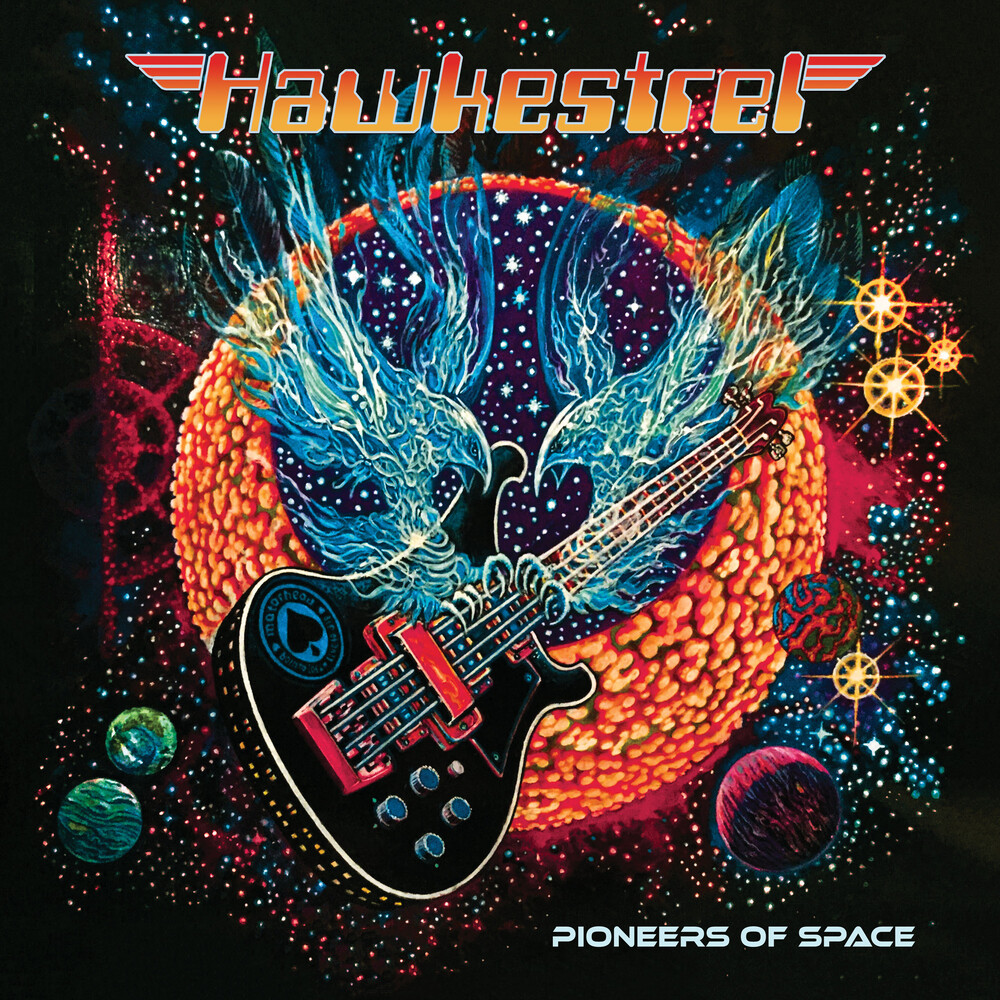 Pioneers Of Space / Various - Pioneers Of Space (Red Vinyl)